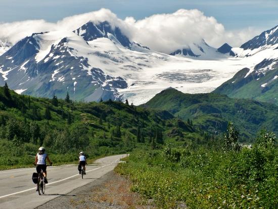 Bicycle Tours Alaska Multisport Tours Bike Tours Sea - Alaska tour